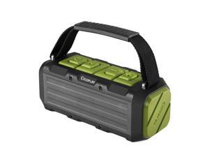 iDeaPLAY W204 Waterproof Bluetooth Speaker 20W HiFi Portable Wireless Speaker Built-in 4400mAh Battery with Power Bank Function