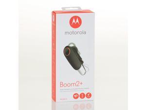 MOTOROLA MH003A Black Boom 2+ Bluetooth Headset