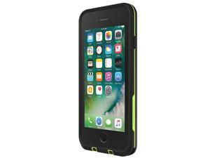 Lifeproof FRE SERIES Waterproof Case for iPhone 8 Plus & 7 Plus - Night Lite (Black/Lime)