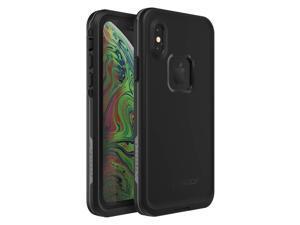 Lifeproof FRE SERIES for Apple iPhone Xs - Asphalt (Black/Dark Grey)