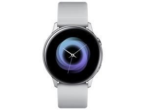 Samsung Galaxy Watch Active 40mm IP68 Water Resistant International Version Silver