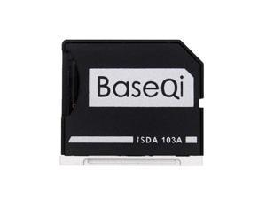 "Baseqi Ninja MicroSD Stealth Adatper for MacBook Air 13"" with MiniDisplayPort Model"