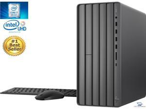 HP ENVY Desktop, 8th Gen Intel Core i7-8700 Six-Core Processor,16GB DDR4 RAM,128GB SSD, Intel UHD Graphics 630,Wifi-AC,BlueTooth 5.0, DVD-RW, Windows 10 Pro