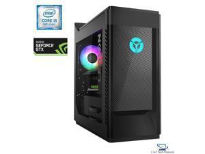 Lenovo Legion T5 Gaming Tower,9th Generation Intel Core i5-9400F Processor,8GB DDR4,256GB SSD Plus 1TB HDD,6GB NVIDIA GeForce GTX 1660, Wifi-AC,BlueTooth, Windows 10 Home