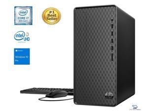 HP Desktop, 8th Gen Intel Core i7-8700 Six-Core Processor,16GB DDR4 RAM,512GB SSD,Intel UHD Graphics 630,Wifi-AC,BlueTooth,Dual Monitor Capable, Windows 10 Pro