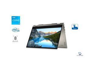 "Dell Inspiron 14"" 2-in-1 HD Touchscreen Notebook, 11th Generation Intel Core i3-1115G4,8GB DDR4 RAM,128GB SSD, Intel UHD Graphics,Wifi-AX,Bluetooth,HD Webcam,HDMI,USB, Windows 10 Pro"