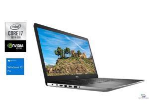"""Dell Inspiron 17.3"""" Full HD Laptop, 10th Gen Intel Core i7-1065G7, 16GB DDR4, 256GB SSD Plus 2TB HDD, 2GB NVIDIA GeForce MX230 Graphics, Wifi-AC, Bluetooth 4.1, HDMI, USB, Windows 10 Pro"""