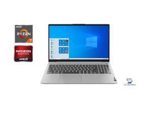 """Lenovo IdeaPad 5 15.6"""" Full HD Laptop,AMD Ryzen 7 4700U Processor,8GB DDR4 RAM,512GB SSD,AMD Radeon Graphics,Wifi-AX,Bluetooth 5.1,HDMI,USB,Windows 10 Pro"""