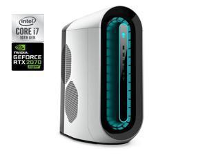 Dell Alienware Aurora R11 10th Gen Intel Core i7-10700F 8-Core Processor,16GB DDR4,256GB SSD Plus 1TB HDD,8GB NVIDIA RTX 2070 SUPER, Killer Wifi-AX, Bluetooth, HDMI, DisplayPort, Windows 10 Home