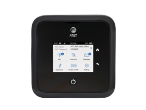 Netgear Nighthawk 5G Pro MR5100 Mobile Hotspot Black AT&T GSM Unlocked A Grade