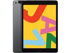 "Apple iPad 7th Generation 10.2"" 32GB Space Gray (WiFi + Cellular) Grade B+"