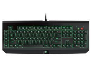 Razer BlackWidow Ultimate Stealth 2014 Edition Elite Mechanical Gaming Keyboard - Orange Switch