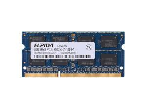 2GB PC Laptop Notebook Memory DDR3-1066MHz PC3-8500 204pin SODIMM RAM
