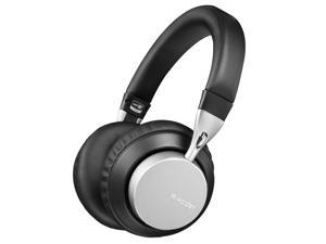 Premium MS301 Mixcder Wireless & Wired V4.2 Over Ear Bass Noise Isolation Headphones with aptX Low Latency Audio- Foldable Headset with Mic & Bluetooth - Universal Compatibility for iPhone Tablet PC