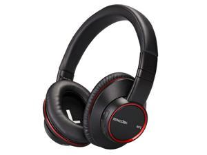 Mixcder HD601 Bluetooth V4.2 Over-Ear Headphones, Hi-Fi Stereo Wireless Headset with aptX Low Latency and NFC, Built-in Noise-canceling Mic, Optional Extra Bass for iPhone, Android, Tablets, TV