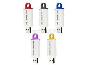 64GB 64G USB 2.0 Key Ring Flash Drive Memory Stick Pen Storage Thumb U Disk Gift