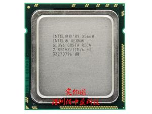 589723-L21 HP Xeon DP Hexa-core X5660 2.8GHz Processor Upgrade 589723-L21