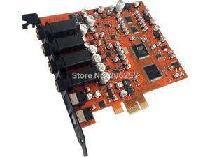 PCI-E Audio port ESI Maya 44 EX 4-in/4-out PCIe Sound Card Audio / MIDI Interface PCI-e sound card