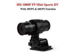 Full HD 1080P 3MP Mini Camcorder Small Aluminum Sport Action Recorder Bike Helmet Camera DV DVR Sport Extreme Sport Camcorder