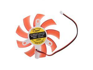 Small Desk Mini Cooling Airflow Quiet Office Fan Personal Table Performance Tool W1663 6 Outlet 6 Inch Blades Metal Design Low Noise USB Powered