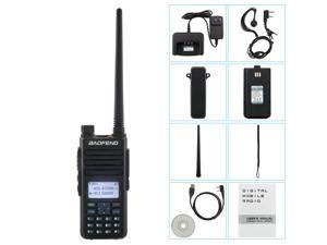 Baofeng DM-1801 DMR Tier II Digital Two Way Radio 1024 Channels 5W Walkie Talkie