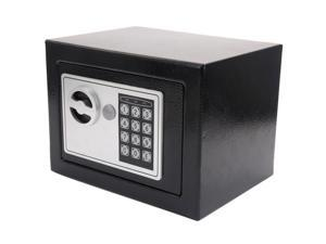 Digital Electronic Home High Security Keypad Lock Wall Jewelry Gun Cash Safe Box