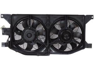 A-C Condenser Fan Assembly - 1635000155 98-05 Mercedes-Benz M-Class ML320/350/430