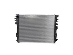 Pacific Best Inc For//Fit 4983 98-02 Dodge Pickup With Block Fitting Diesel Engine Only A//C Condenser
