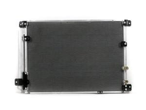 AC Condenser Fit 4487 09-17 Lexus LS460 All-Wheel-Drive-Only With Receiver/&Dryer