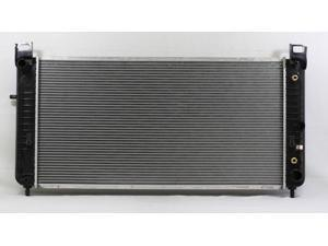 Cooling Direct For//Fit 13301 11-15 Chevrolet Silverado GMC Sierra 2500//3500 6.0L PTAC Radiator