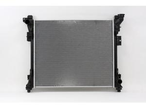 Radiator - Pacific Best Inc For/Fit 13062 08-18 Dodge Grand Caravan Chrysler Town & Country 3.3/3.8L PTAC