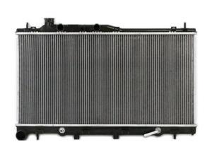 Radiator - Cooling Direct For/Fit 13281 10-14 Subaru Outback Legacy AT 3.6L Plastic Tank Aluminum Core