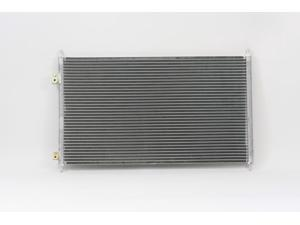 A/C Condenser - Cooling Direct For/Fit 4977 01-05 Honda Civic Sedan Coupe Exc. Hatchback