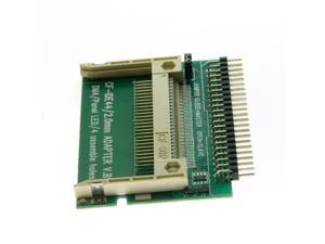 """CF Compact Flash Merory Card to Laptop 2.5"""" 44 pins Male IDE Hard Disk Drive HDD"""