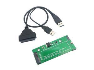 """SATA Adapter USB 3.0 Cable For ASUS EP121 UX21 UX31 SANDISK ADATA XM11 SSD 2.5"""""""