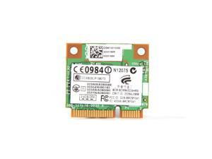 Broadcom BCM43224 BCM943224HMS ABGN 300Mbps Wireless Wifi Half MINI PCI-E Card