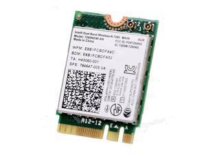 New Intel 7260NGW AN Dual Band Wireless-N 7260 300M WiFi+Bluetooth 4.0 NGFF Card