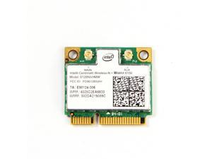 Intel Dual band 6150 612BNXHMW 300Mbps Wireless-N Wifi Half Mini PCI-E Wlan Card
