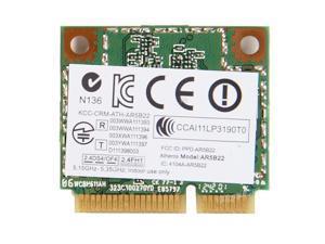 Atheros AR5B22 300Mbps Wifi Bluetooth Bt 4.0 Adapter Wireless MINI PCI-E Card