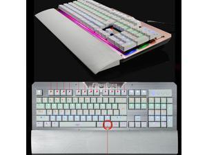 RuYiNiao K-26 Backlit Usb Wired Gaming Mechanical Keyboard w/ Blue Black Switch