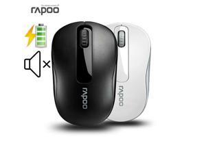 RAPOO M217 Smart Sleep Charging Wireless Mini Mouse aa battery Mute Game Family