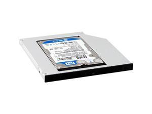 SATA 2nd HDD Hard Drive Caddy for 9.5mm Universal CD / DVD-ROM Optical Bay