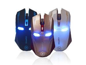 2.4GHz Wireless 6D 2400DPI NAFFEE G5 6 Buttons Optical Usb Gaming Mouse PC Mice