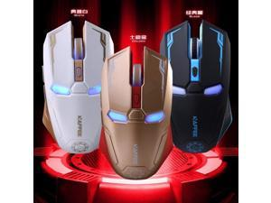 2.4GHz 2400DPI 6D NAFFEE G5 6 Buttons Optical Usb Wireless Gaming Mouse PC Mice