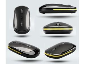 2.4GHz Wireless Rapoo 3500 Ultra Slim Usb Cordless Optical Laptop Gaming Mouse