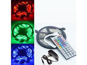 5M SMD 5050 RGB 150LED Non-Waterproof Light Strip 12V