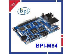 Banana Pi M64 A64 64-Bit Quad-Core 2GB RAM BPI M64 + WiFi & Bluetooth+Antenna
