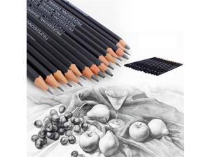 14Pcs/lot Sketch and Drawing Pencil Set HB 2B 6H 4H 2H 3B 4B 5B 6B 10B 12B 1B School Art Writing Supply