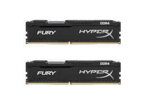 HyperX Kingston Technology FURY 2666MHz DDR4 Non-ECC CL15 DIMM 8GB DDR4 2666 MT/s (PC4-21300) HX426C15FBK2/8