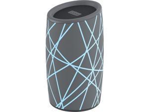 iHome - iBT77 Portable Bluetooth Speaker - Green/black